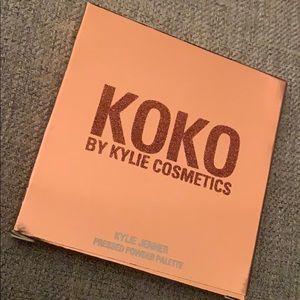 KYLIE cosmetics Koko eyeshadow palette
